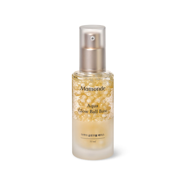 Mamonde Aqua Golden Glow Ball Base - Sister Seoul, K-Beauty