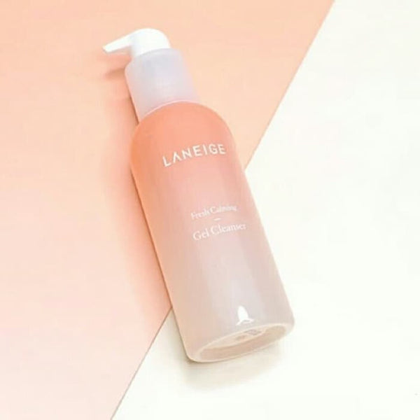 Laneige Fresh Calming Gel Cleanser - Sister Seoul, K-Beauty