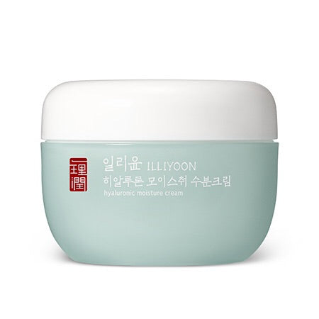 Illiyoon Hyaluronic Moisture Cream 100ml - Sister Seoul, K-Beauty