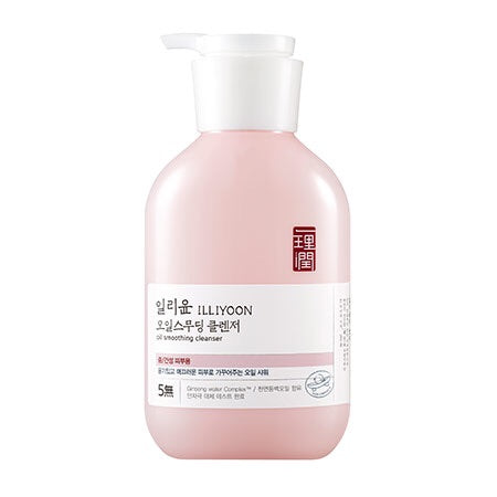 Illiyoon Oil Smoothing Cleanser 500ml - Sister Seoul, K-Beauty