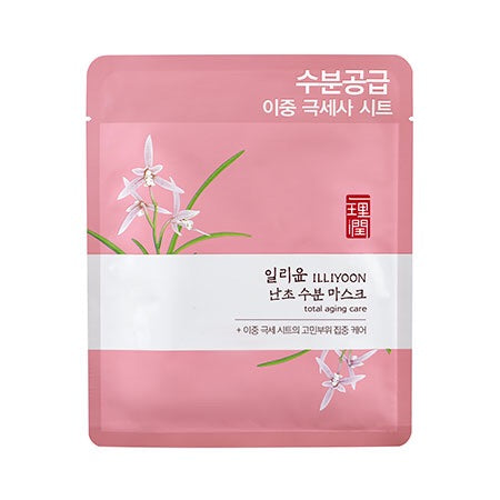 Illiyoon Total Aging Care Mask (Orchid) 1ea - Sister Seoul, K-Beauty
