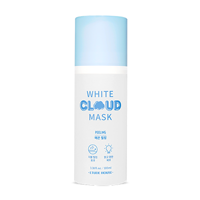Etude House White Cloud Mask Peeling 100ml - Sister Seoul, K-Beauty
