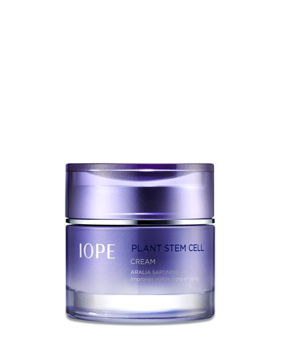 IOPE Plant Stem Cell Cream 50ml - Sister Seoul, K-Beauty
