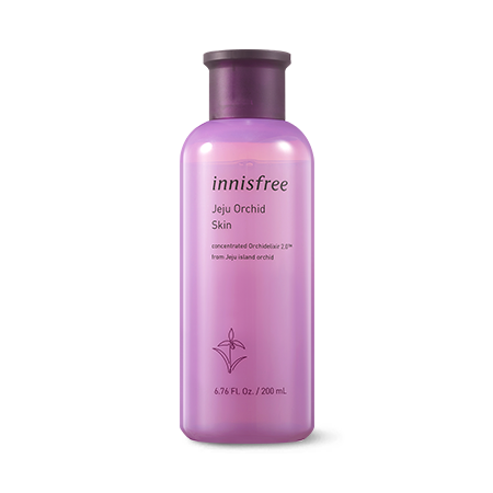 Innisfree Jeju Orchid Skin 200ml - Sister Seoul, K-Beauty