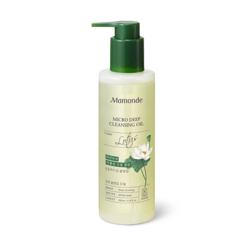 Mamonde Micro Deep Cleansing Oil - Sister Seoul, K-Beauty