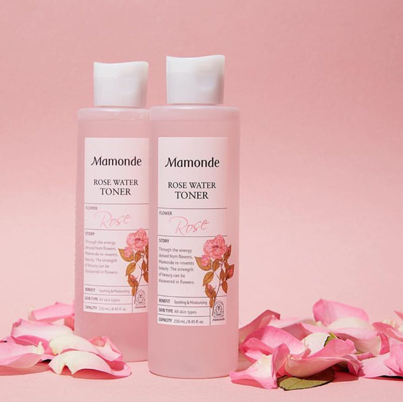 Mamonde Rose Water Toner - Sister Seoul, K-Beauty