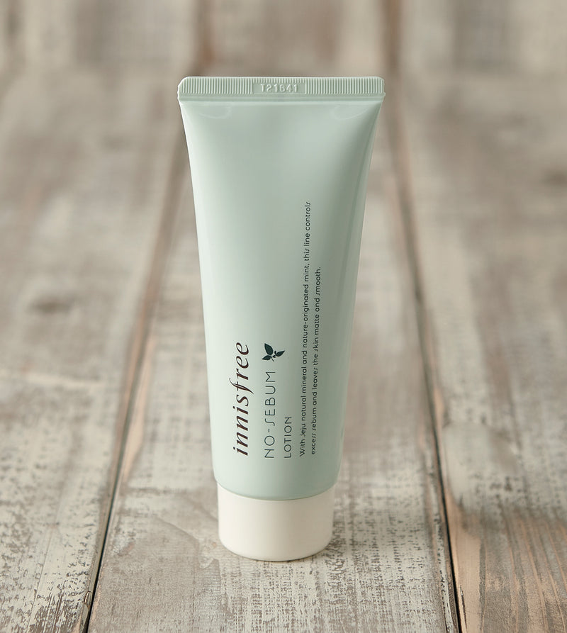 Innisfree No Sebum Lotion - Sister Seoul, K-Beauty