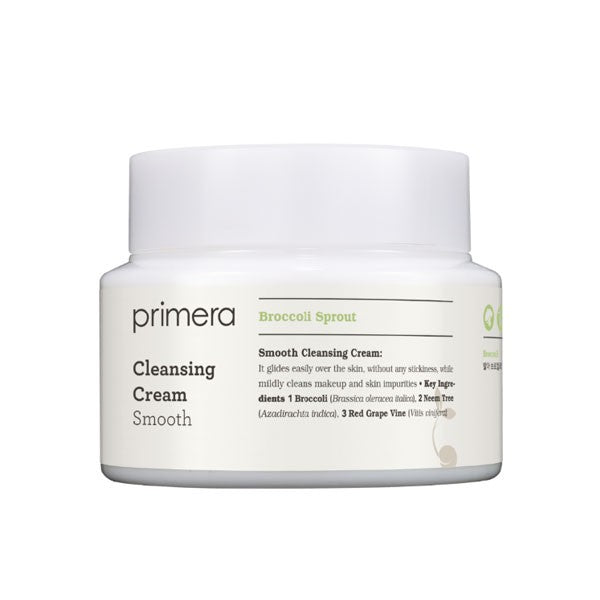Primera Smooth Cleansing Cream 250ml - Sister Seoul, K-Beauty
