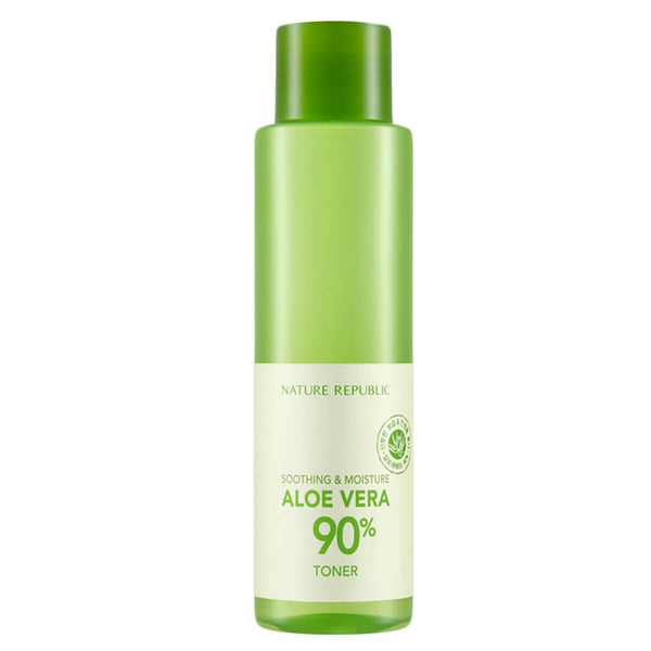Nature Republic Soothing & Moisture Aloe Vera 90% Toner - Sister Seoul, K-Beauty
