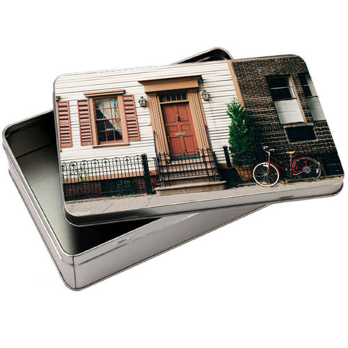 5x7 Tin Photo Box SG