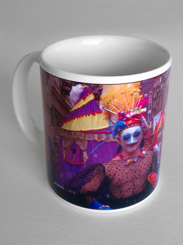 Mug With Panoramic Image
