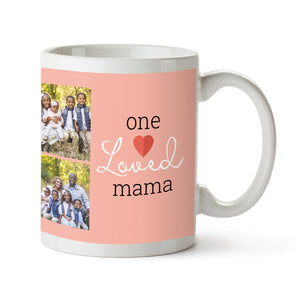 One Loved Mom Mug