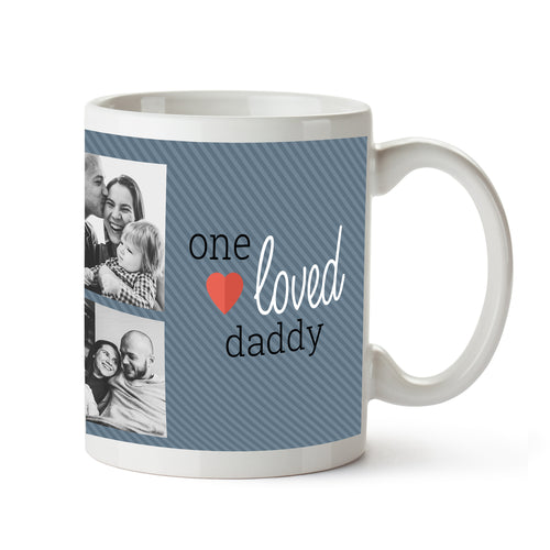 One Loved Daddy Mug