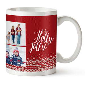 Holly Jolly Sweater Mug