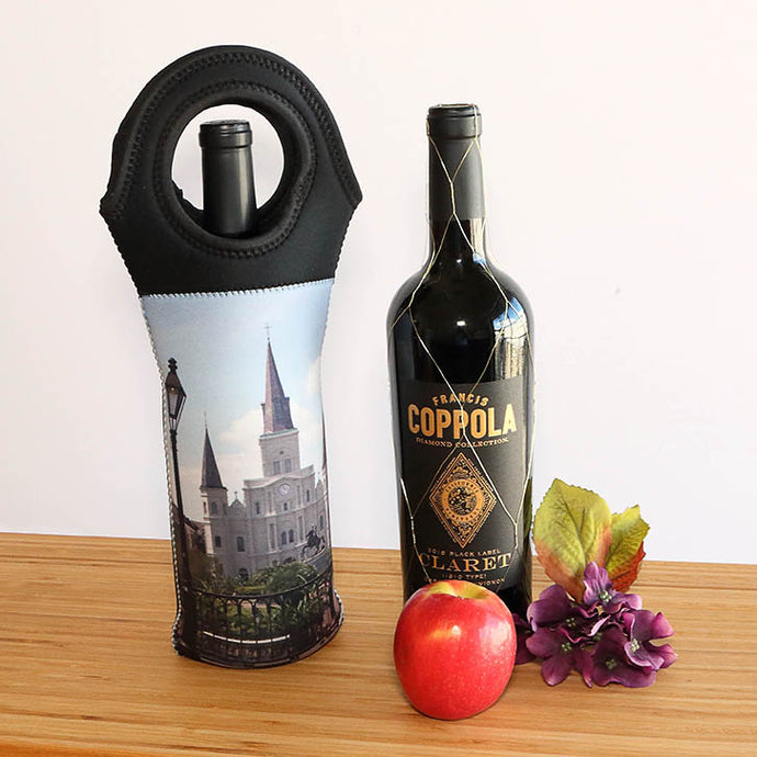 Wine Bottle Coozie