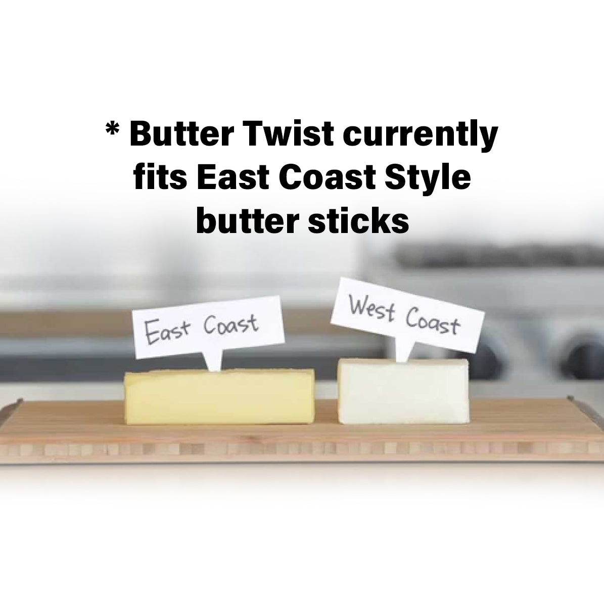 Butter Twist - Free Shipping within the USA