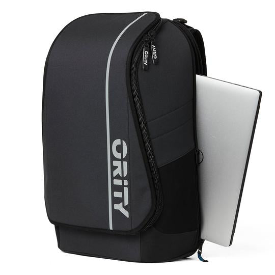 17,3 zoll laptop rucksack - Laptopfach Quick Access