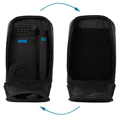 ORITY esports backpack flexibility