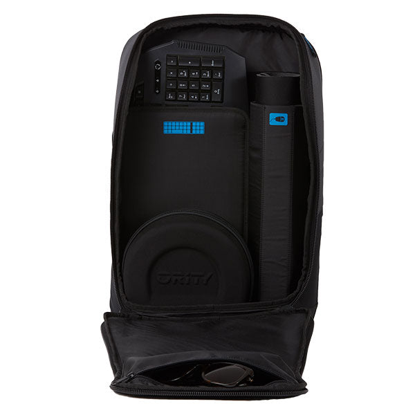 ORITY Backpack compartments for accessiores