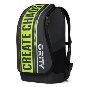 "ORITY ONE BACKPACK TEAM CHAOS Edition - 17,3"" - SET - INCL. PC INLAYS"