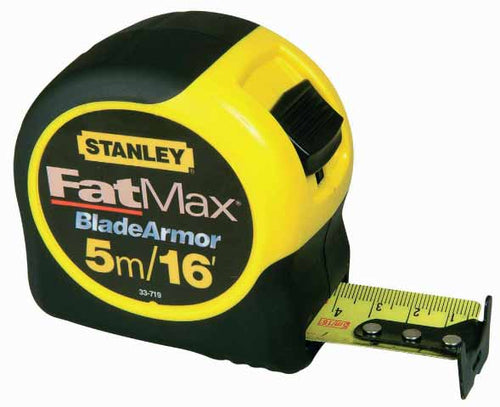 Stanley 0-33-719 FatMax Blade Armor 5m/16' Tape