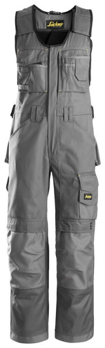 Snickers 0312 Craftsmen One-piece Trousers, DuraTwill Grey
