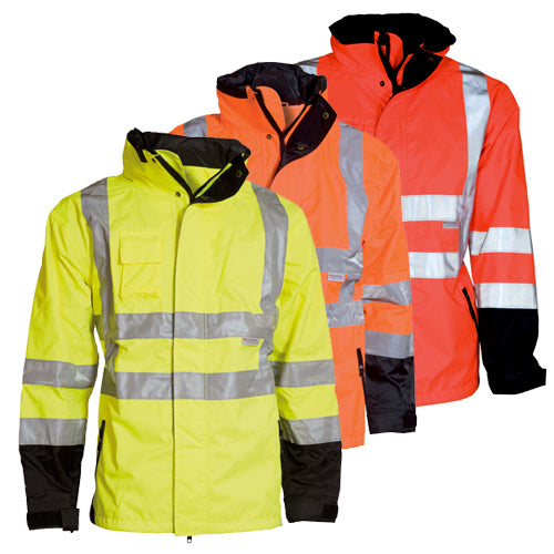 Elka 086100R Visible Xtreme 2-in-1 Jacket