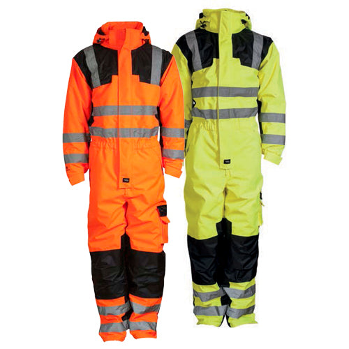 Elka 088000R Visible Xtreme Thermal Coverall