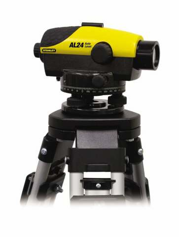 Stanley 1-77-159 AL24 Auto Level with Site Pack
