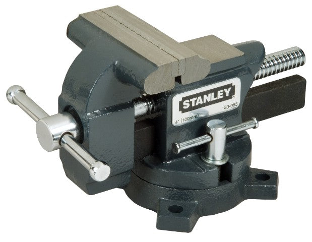 Stanley 1-83-065 Light Duty Bench Vice 115mm/4 1/2