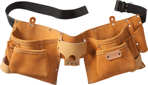 Fristads 100076 Leather Tool Belt