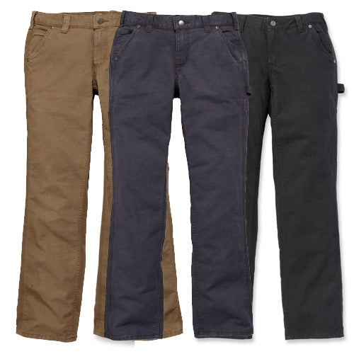Carhartt 102080 Womens Original Fit Crawford Pant