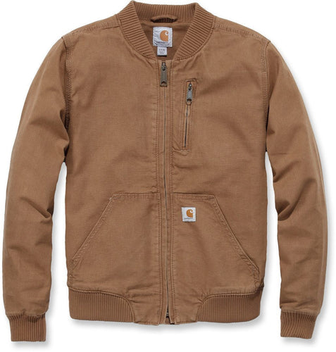Carhartt 102524 Womens Crawford Bomber Jacket