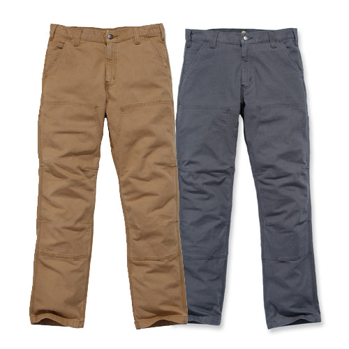Carhartt 102802 Rugged Flex® Rigby Double Front Trousers