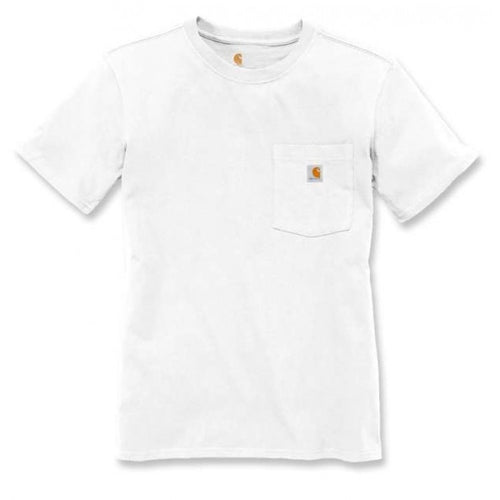 Carhartt 103067 Womens Workwear Pocket Short Sleeve T-Shirt