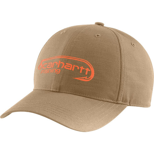 Carhartt 103631 Force Extremes Fish Hook Logo Cap