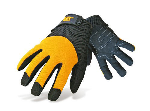 Caterpillar 12215 Padded Palm Utility Gloves
