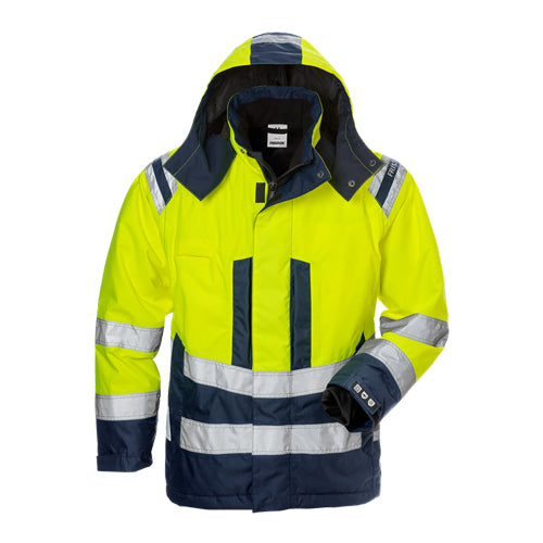 Fristads 126547 High Vis Airtech® Winter Jacket Woman CL 3 4037 GTT