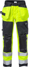 Load image into Gallery viewer, Fristads 129520 Flamestat H-Vis Stretch Craftsman Trousers Class 2 2167 ATHF