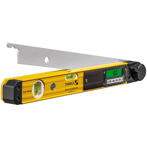 Stabila 18903 TECH 700 DA Digital Electronic Angle Finder - 45cm