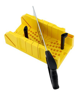 Stanley 1-20-600 Mitre Box with Saw