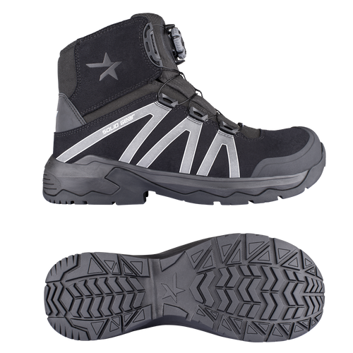 Solid Gear SG81006 Onyx Mid Safety Boots