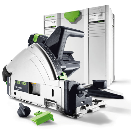 Festool 201395 Cordless Plunge Saw TSC 55 Li REB-Basic