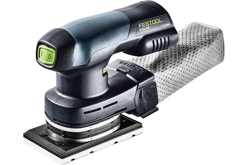 Festool 201519 Cordless Orbital Sander RTSC 400 Li-Basic