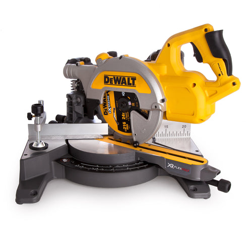 DeWalt DCS777N 54V XR Flex Volt 216mm Mitre Saw  - Naked Unit