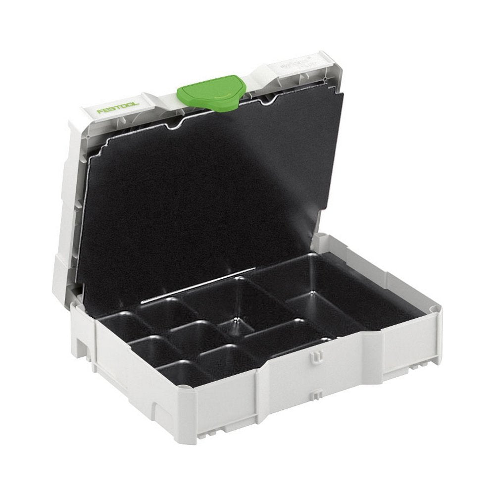 Festool 497692 SYSTAINER with universal insert T-LOC SYS 1 UNI