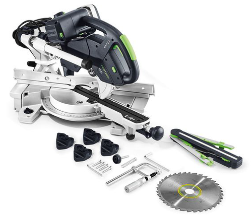 Festool 561729 / 561693 KAPEX KS 60 E-SET GB Sliding Compound Mitre Saw