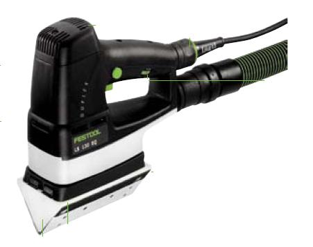 Festool 567853 Linear Sander LS 130 EQ-Plus DUPLEX GB 240V