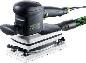 Festool 567884 Orbital sander RUTSCHER RS 100 Q-Plus GB 240V