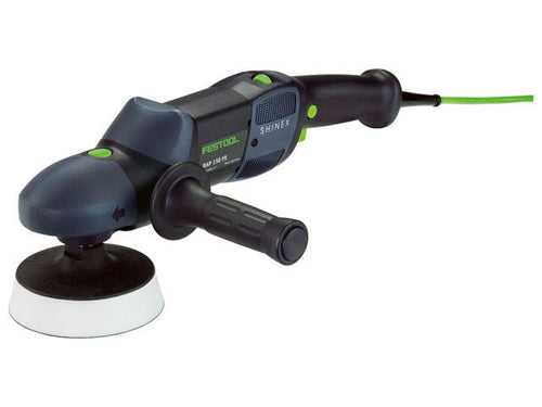Festool 571008 Rotary Polisher SHINEX RAP 150-21 FE GB 240V